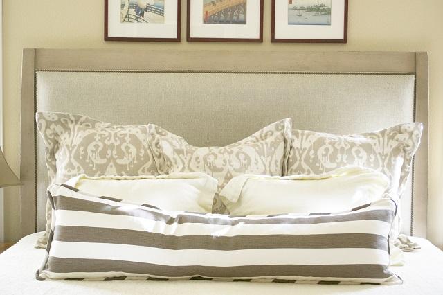 Cuscini a righe morbidissimi for Cuscini da divano