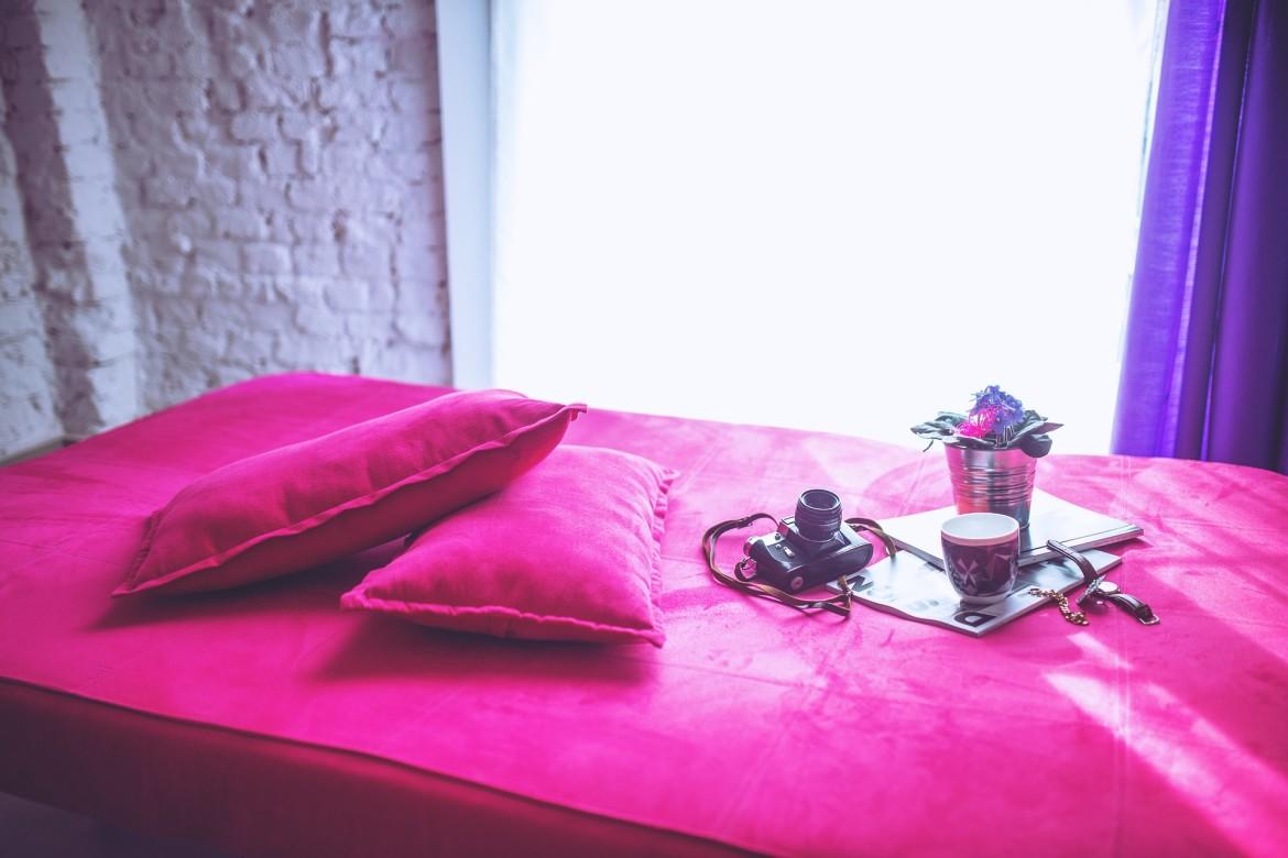 cuscini decorativi per letto stile 1