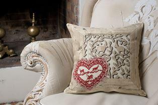 Storia dei cuscini